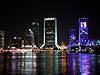 Click here to view a larger preview of the Downtown Jacksonville at Night thumbnail.